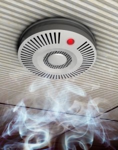 Getting a smoke detector is compliant to chicago's building code